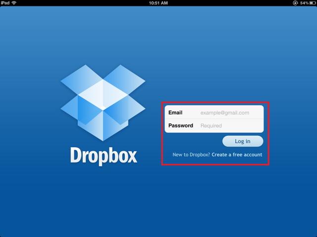 Transférer des vidéos sur iPhone sans iTunes à partir de l'ordinateur à l'aide de Dropbox