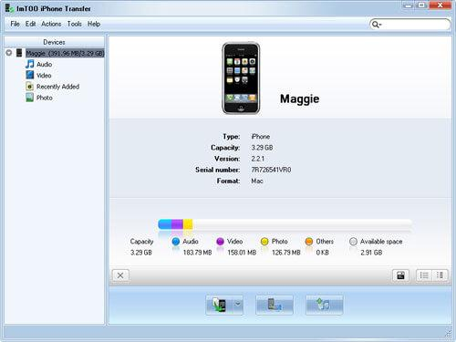 Logiciel De Transfert De Photo Iphone Vers Pc