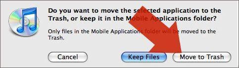 ne peut pas synchroniser l'iphone