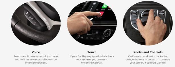 Synchroniser l'iphone sur la voiture
