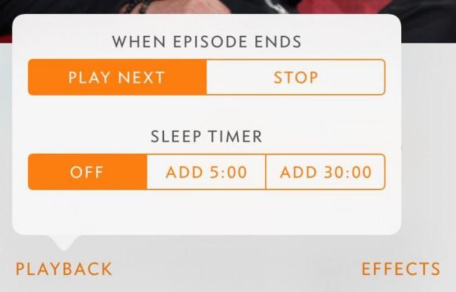 Top 5 des Widgets iTunes de Yahoo-iTunes Sleep Timer