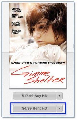 Comment trouver les meilleurs films iTunes-acheter des films