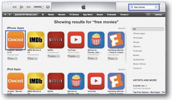 Comment trouver les meilleurs films iTunes-films gratuits