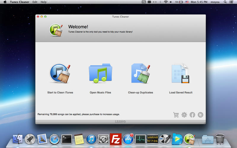 meilleur Compagnon iTunes-iTunes Cleaner