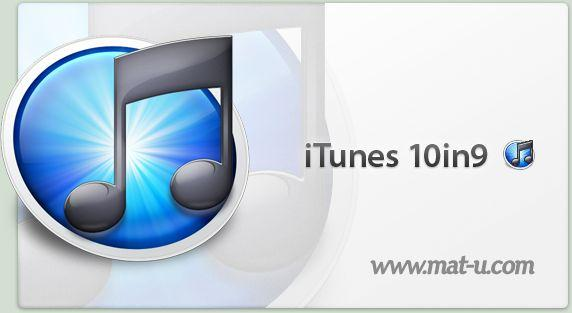 icone d'iTunes matu