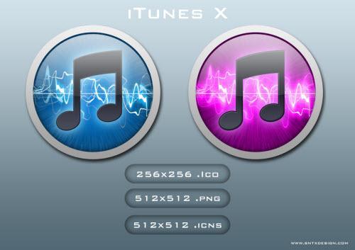 icone d'iTunes sntx