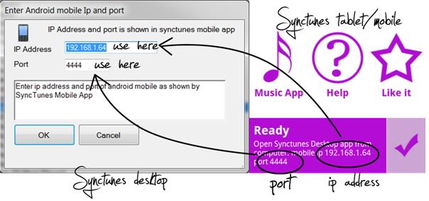comment transférer de la musique depuis Android vers l'ordinateur