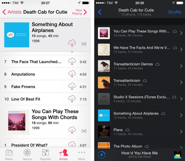 top 2 alternatives à itunes pour jouer de la musique