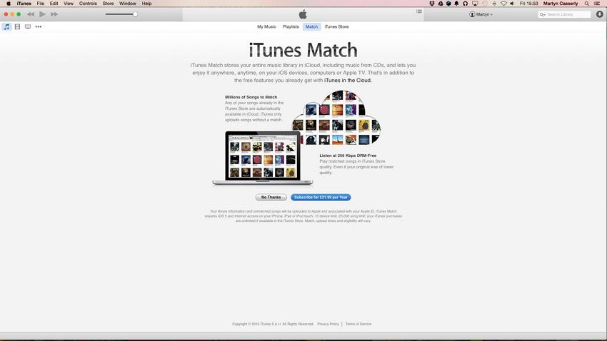 Comment synchroniser l'ipad avec iTunes -iTunes match