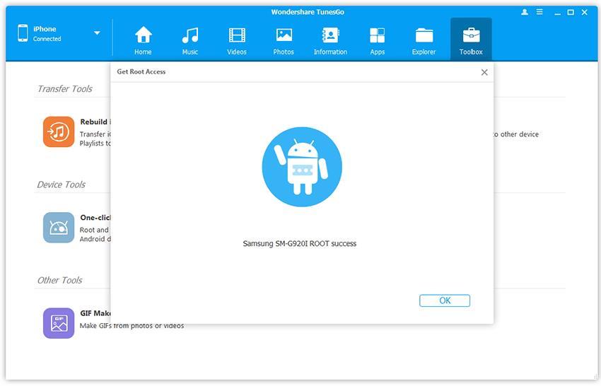 Rooter Samsung Galaxy S7 et S7 Edge en un seul clic