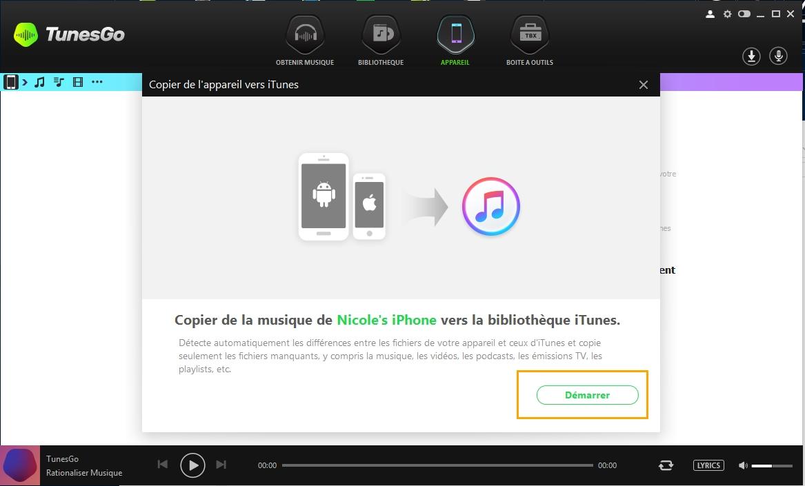 Rebuild iTunes Library
