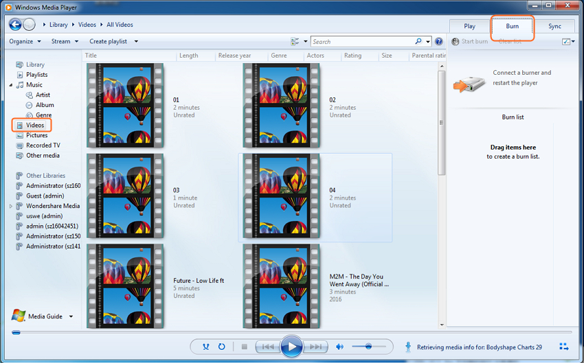 How to Convert and Burn Video from PC to DVD