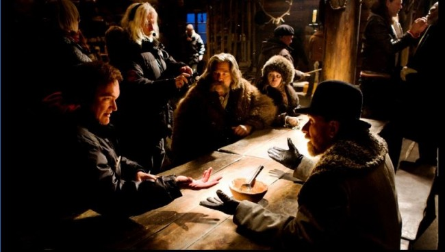 Top 10 English Movies - Hateful Eight