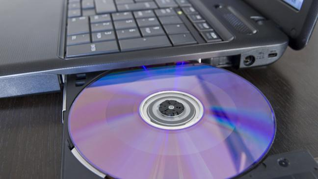 How to Transfer a DVD to iPad without iTunes-Insert DVD and copy contents