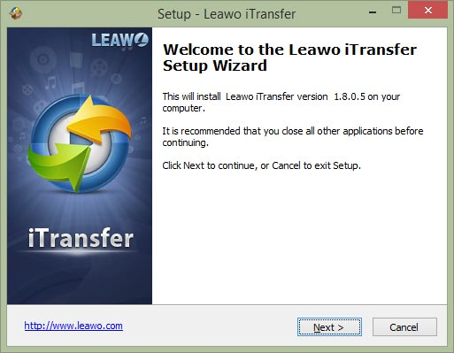 Transfer Apps From iPhone to iPad With Third Party Apps - Leawo iTransfer