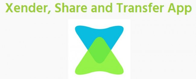 Transfer Apps from iPad to iPad - Xender