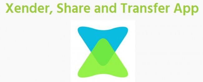 trasferire le App da un iPad ad un altro iPad - Xender