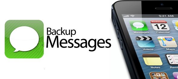 trasferire sms da iphone al computer con tunesgo