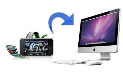 trasferire video da mac a iphone da iphone a mac