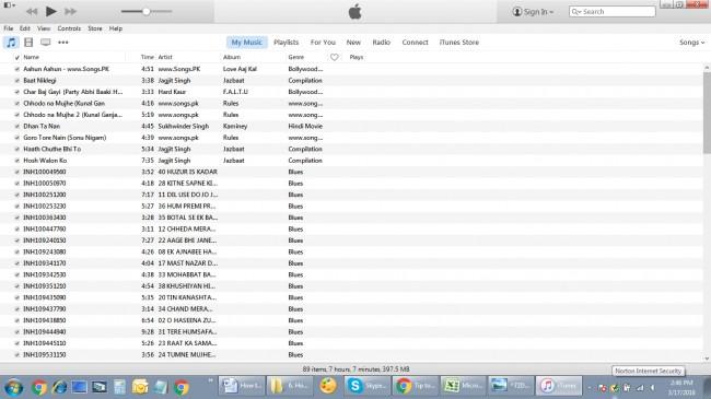 Synchroniseren van de iPad naar de nieuwe Computer door gebruik te maken van iTunes - step 1: Installeren en Open iTunes op de Nieuwe computer