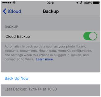 Verplaats muziek van ipod touch naar iTunes -Back up