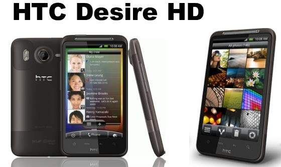 How to Root HTC Desire HD