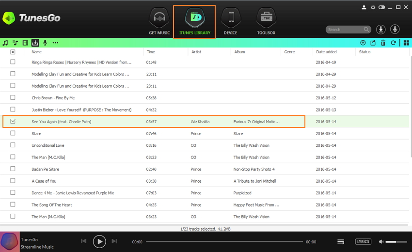 Download Music from YouTube/Websites to PC/Mac